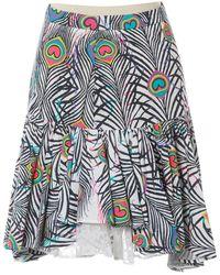 Matthew Williamson - Multicolour Cotton Skirt - Lyst