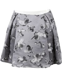 Thakoon Gray Polyester