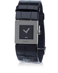 Chanel - Mademoiselle Watch - Lyst