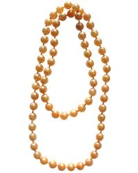 Chanel - Pre-owned Vintage Other Other Necklace - Lyst