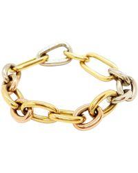 Pomellato - Iconica Pink Gold Bracelet - Lyst