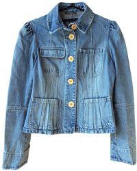 Marc Jacobs - Blue Denim - Jeans - Lyst