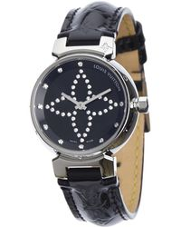 Louis Vuitton - Tambour Watch - Lyst