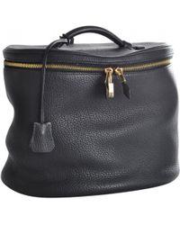 Hermès | Leather Vanity Case | Lyst