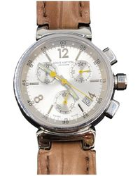 Louis Vuitton Tambour Chronographe Other Steel