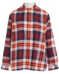 Undercover - Multicolour Cotton Shirts - Lyst