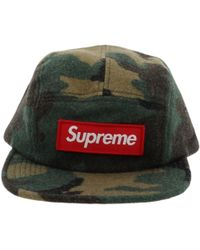 Supreme - Green Wool - Lyst