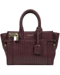 Zadig & Voltaire - Candide Leather Bag - Lyst