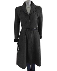 Dior - Pre-owned Wool Coat - Lyst