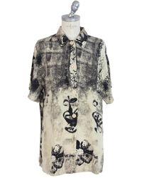 Max Mara - Silk Shirt - Lyst
