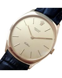 Rolex Cellini Yellow Yellow Gold