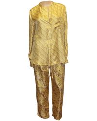 Isabel Marant - Pre-owned Silk Jumpsuit - Lyst