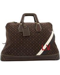 Louis Vuitton - Sac week-end - Lyst