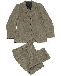 Bottega Veneta - Multicolour Wool Suits - Lyst