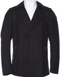 Lanvin - Wool Coat - Lyst