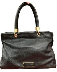 1fdcc0072aa Marc By Marc Jacobs 'Goodbye Columbus' Tote in Black - Lyst