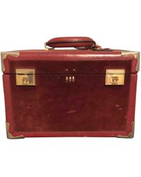 Cartier - Leather Vanity Case - Lyst
