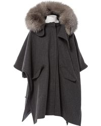 Givenchy - Pre-owned Wool Coat - Lyst