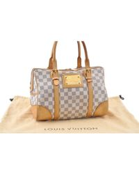 Louis Vuitton Berkeley White Cloth
