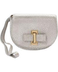 Delvaux - Leather Wallet - Lyst