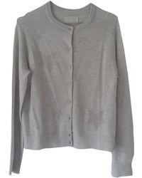 Zadig & Voltaire Beige / Grey Wool