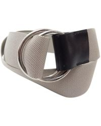 Hermès - Pre-owned Cloth Belt - Lyst