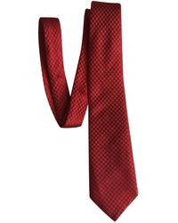 Louis Vuitton - Pre-owned Silk Tie - Lyst