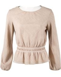 Louis Vuitton | Pre-owned Wool Blouse | Lyst