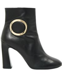 Roger Vivier - Pre-owned Leather Ankle Boots - Lyst