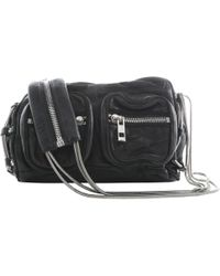 Alexander Wang - Pre-owned Brenda Leather Crossbody Bag - Lyst