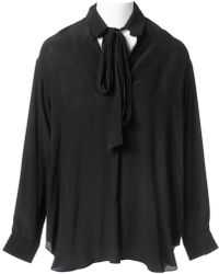 Chloé - Silk Shirt - Lyst