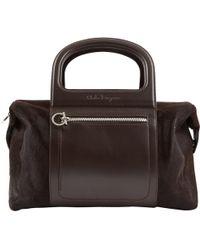 Ferragamo - Pre-owned Pony-style Calfskin Handbag - Lyst