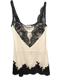 Céline - Pre-owned Silk Camisole - Lyst