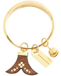 Chloé - Pre-owned Gold Metal Bracelet - Lyst
