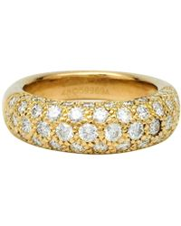 Cartier - Pre-owned Other Yellow Gold Rings - Lyst