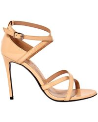 Barbara Bui - Patent Leather Sandals - Lyst