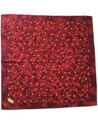 BVLGARI | Silk Handkerchief | Lyst