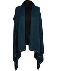 Zadig & Voltaire - Navy Cashmere Knitwear - Lyst