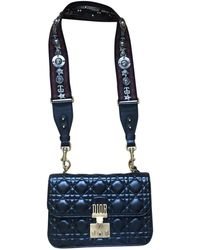 Dior - Addict Black Leather Handbag - Lyst