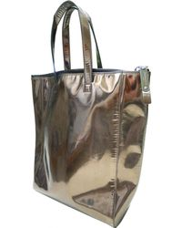 Maison Margiela - Patent Leather Tote - Lyst