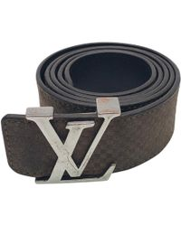 0fe582d1297b Lyst - Men s Louis Vuitton Belts Online Sale