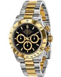 Rolex - Daytona Watch - Lyst