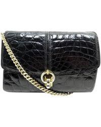 Céline - Pre-owned Crocodile Handbag - Lyst