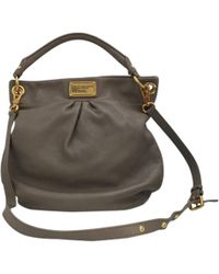 cf3b60a476fd Marc By Marc Jacobs - 100% Authentic Classic Q Hillier Leather Hobo Bag -  Lyst
