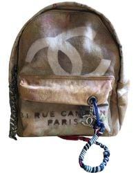 Chanel - Graffiti Backpack - Lyst
