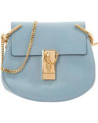Chloé - Drew Leather Crossbody Bag - Lyst