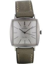 Omega - Pre-owned De Ville Watch - Lyst