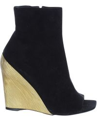 Louis Vuitton - Ankle Boots - Lyst