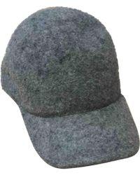 Stella McCartney - Wool Cap - Lyst