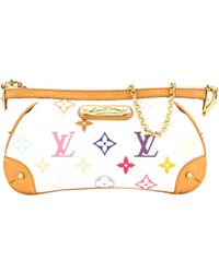 Louis Vuitton - Milla Cloth Handbag - Lyst